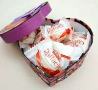 Raffaello в коробке