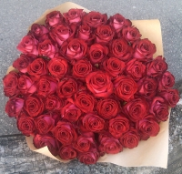 Букет 51 роза Чири