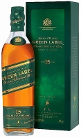 Виски Johnnie Walker Green Label, 0.75 л.