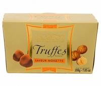 Конфеты Truffes Конфеты трюфеля Производитель: Франция Вес: 200 г.