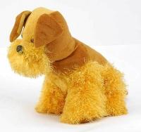 Пёс Терьер Всем известно собака лучший друг человека! Пусть будет Вашим верным другом и подарит радость Вашим родным. Размер: 35 см. Принимаем индивидуальные заказы. Данный товар может внешнеотличаться от представленного на рисунке.