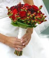 Букет невесты № 204