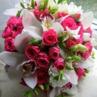 Букет невесты № 205