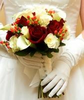 Букет невесты № 294