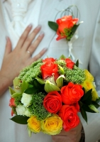 Букет невесты № 342