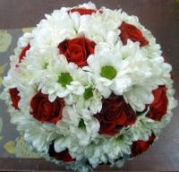 Букет невесты № 266