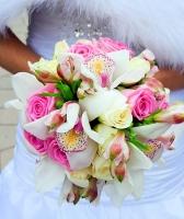 Букет невесты № 35