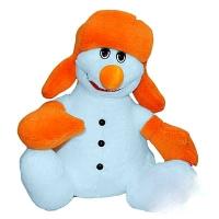 Снеговик Размер: 28-30см.