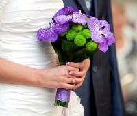 Букет невесты № 389