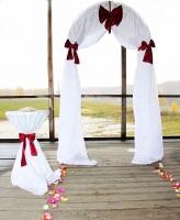 Свадебная арка № 1