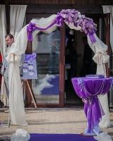 Свадебная арка № 2
