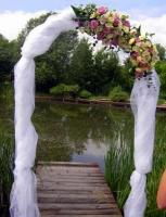 Свадебная арка № 6
