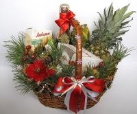 Корзина к Рождеству