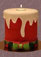 Торт Новогодняя свеча Вес торта: 2.5 кг Заказывать торт необходимо за 3- 4 дня до момента доставки! Доставка торта возможна только по Киеву и области. Выберите начинку для торта: ФруктовыйНежный ванильный бисквит, пропитанный сахарным сиропом. Крем из натуральных, взбитых сливок с кусочками фруктов (персик, киви, ананас, груша, вишня, ягоды по сезону). Шоколадно-вишневыйШоколадный бисквит, пропитанный вишневым сиропом (по желанию с коньяком), взбитые сливки с вишней и кусочками шоколада. СметанникШоколадный и ванильный бисквит, сметанный крем (по желанию с добавлением орехов и кусочками шоколада). ЛакомкаТрадиционный белый бисквит, пропитанные карамельным сиропом, нежный крем из взбитых сливок с добавлением сгущенки-ириски с вишней. Птичье молоко Нежный бисквит(ванильный или шоколадный, на выбор), пропитанный ванильным сиропом. Крем— суфле птичье молоко скусочками белого ичерного шоколада. Золотой ключик Ореховый бисквит, пропитанный кофейным сиропом, крем на основе вареной сгущенки с жаренными грецкими орехами. ТрюфельныйШоколадный бисквит с кусочками шоколада, ромовая пропитка, шоколадно трюфельный крем с кусочками шоколада. Медовик Тонкие медовые коржи, сметанный крем, чернослив, курага игрецкий орех. (Можно без сухофруктов или на выбор).