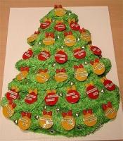 Торт  Зелёная красавица
