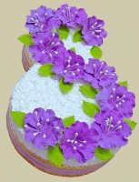 Торт Восьмёрка