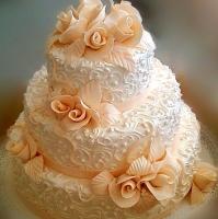 Торт Свадебный день