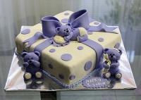 Торт Медвежата
