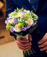 Букет невесты № 213