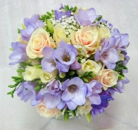 Букет невесты № 167