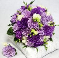 Букет невесты № 164