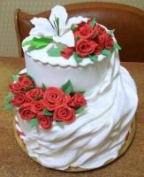 Торт Свадебный № 1