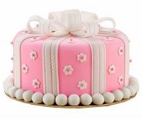 Торт Розовая сказка