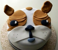 Торт Бульдог