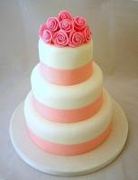 Торт Свадебный № 8