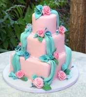Торт Свадебный №10