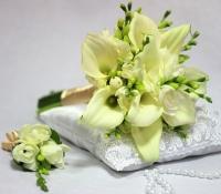 Букет невесты № 361