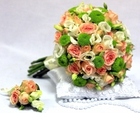 Букет невесты № 367