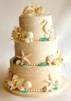 Торт Свадебный № 33