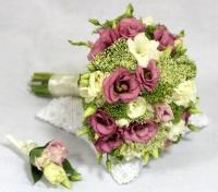 Букет невесты № 331