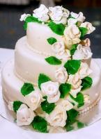 Торт Свадебный № 18