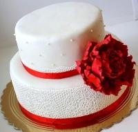 Торт Свадебный № 19