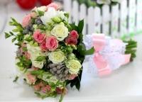 Букет невесты № 156