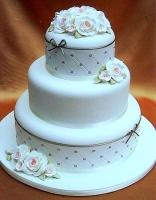 Торт Свадебный № 37
