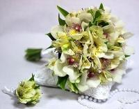 Букет невесты № 510