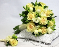 Букет невесты № 72