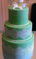Торт Ажурный