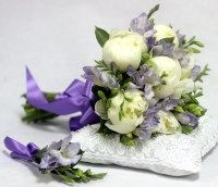 Букет невесты № 372