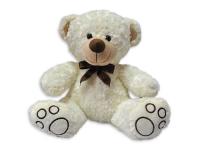 Медвежонок Джек Милое, нежное, мягенькое и такое приятное создание. Ну как можно не радоваться такому подарку?! ;) Размер: 40- 45 см