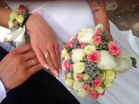 Букет невесты № 168