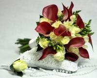Букет невесты № 322