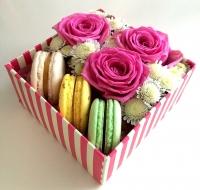 Коробочка с цветами 2