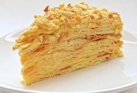 Торт Наполеон Наверное, не найдется того человека, который не знал бы о